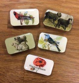 NNK press Pill box Stitch Marker Tin