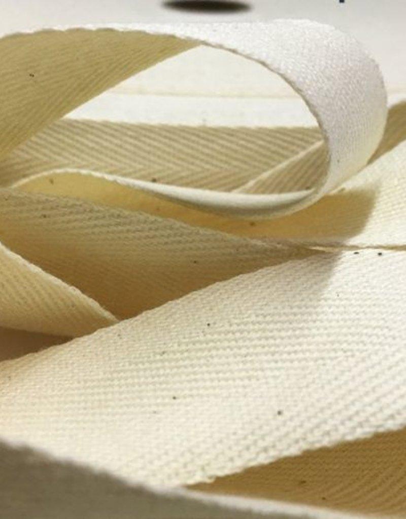 """Yarn it & Haberdashery 3/4"""" Cotton Twill Tape"""