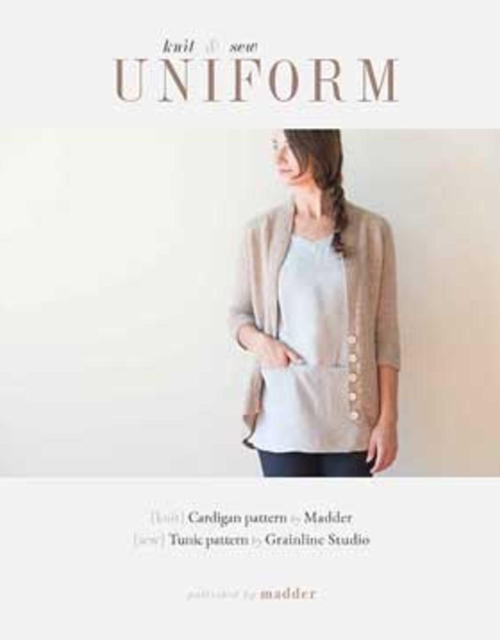 Madder Uniform- Knit and Sew
