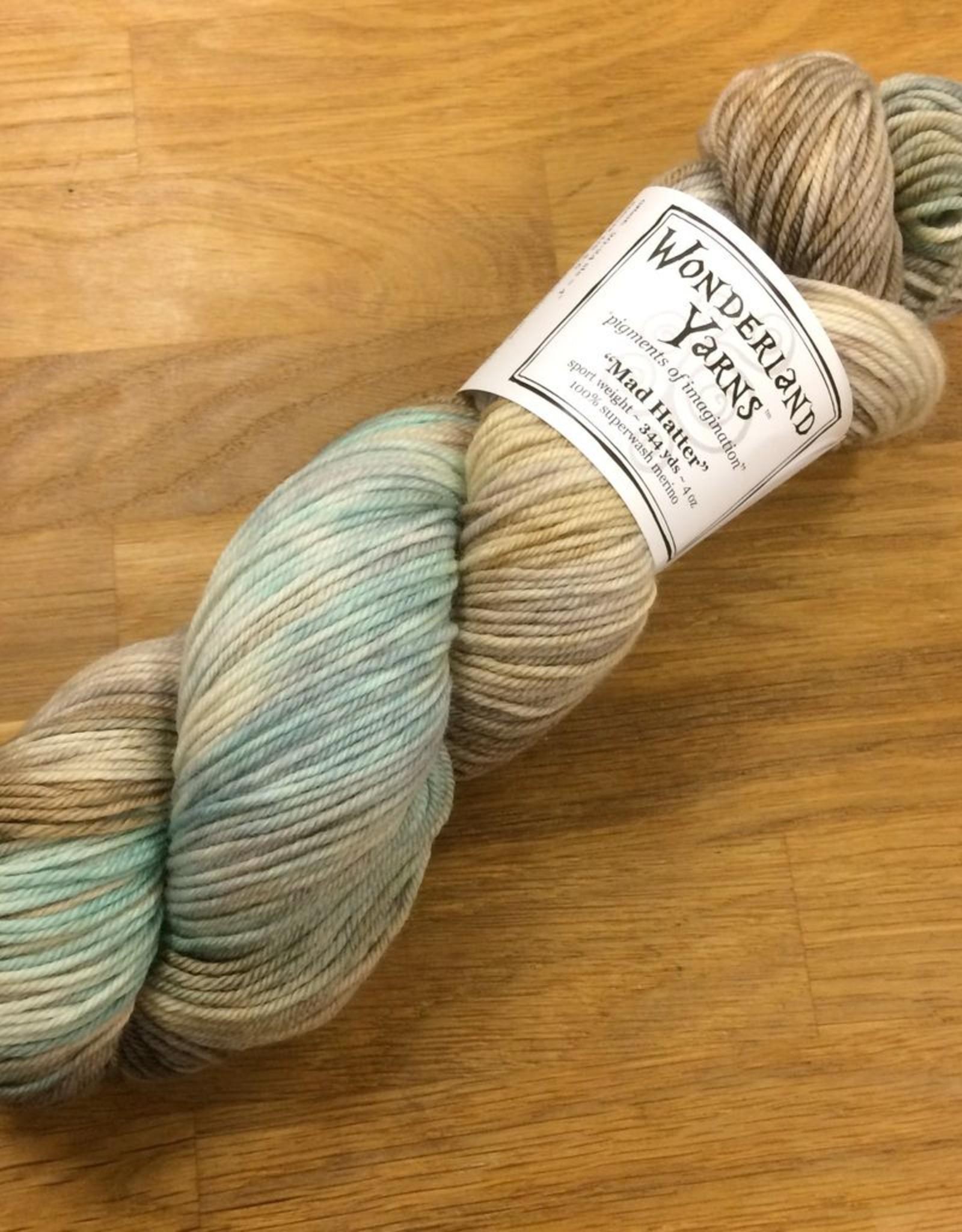 Wonderland Yarn Mad Hatter by Wonderland Yarn - Year in Color