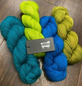 Baah Yarns New York Blues, Greens
