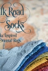 Pantsville Press Silk Road Socks by Hunter Hammersen