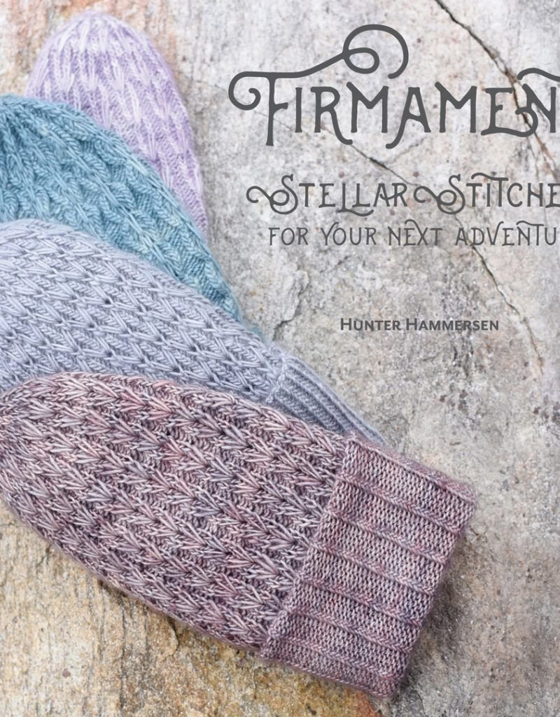 Pantsville Press Firmament - Stellar Stitches for your Next Adventure by Hunter Hammersen