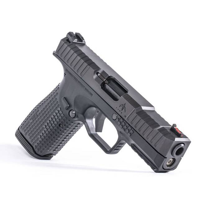 Archon Firearms Type B 9MM 4.29″ Fiber Optic Front Sight Black
