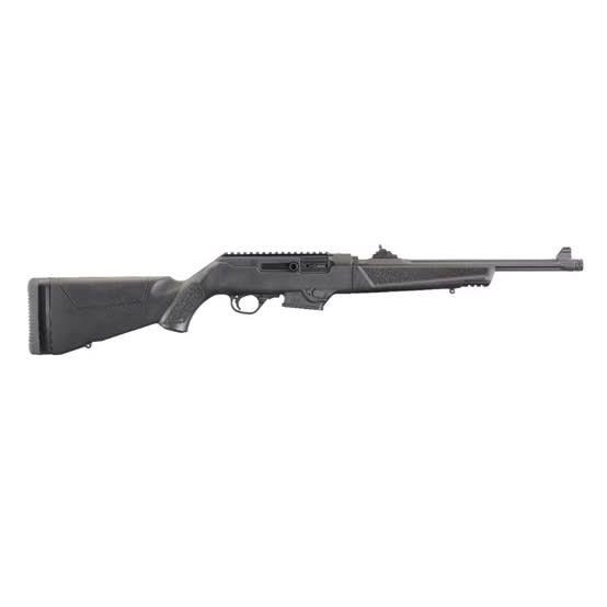 """Ruger Ruger PC Carbine 9mm 16"""" Takedown Threaded Barrel Black"""