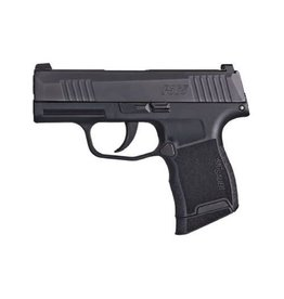"SIG SAUER Sig Sauer P365 9MM 3.1"" X-RAY 3 Sights Black"