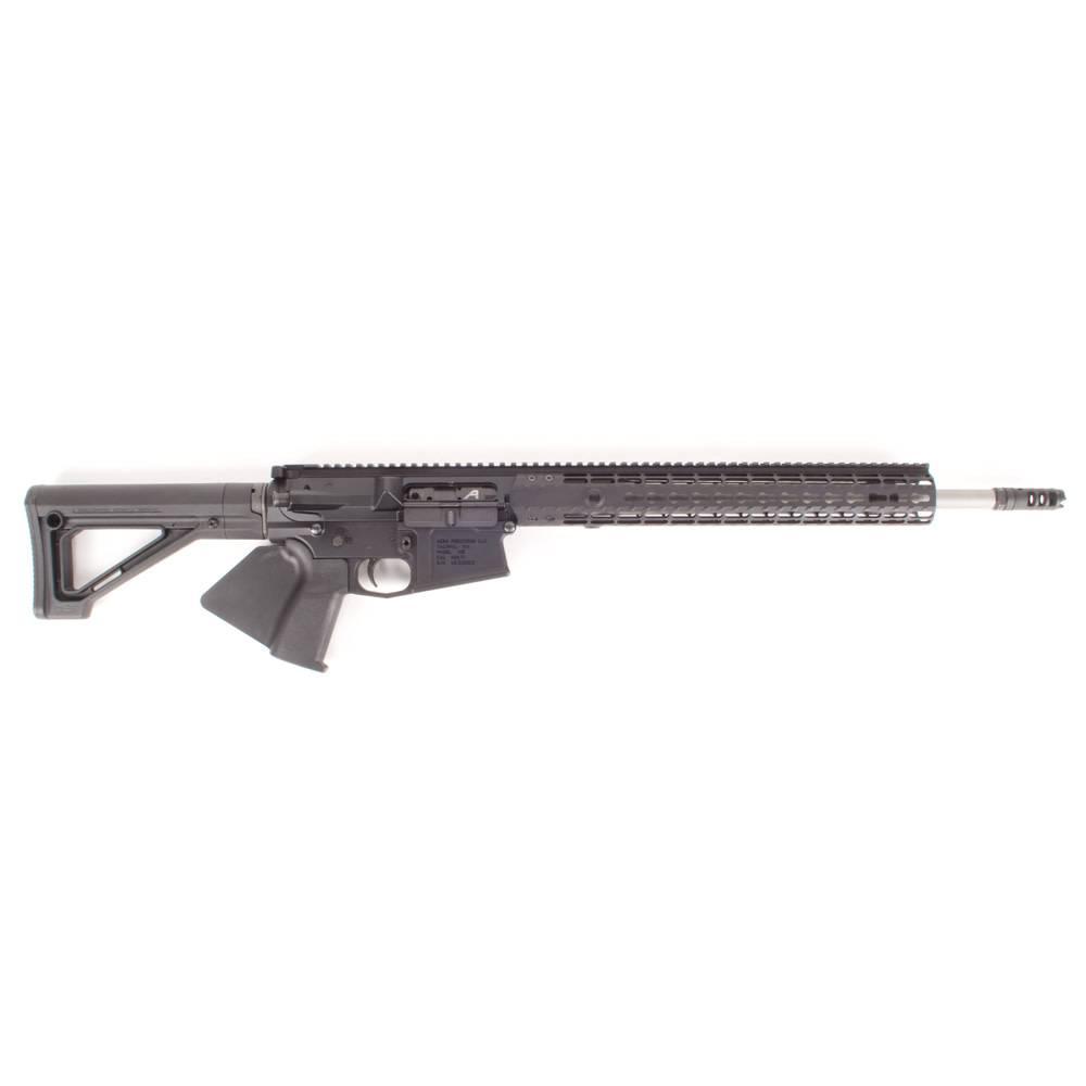 "Aero Precision Aero Precision M5E1 Keymod Complete Rifle, 18"" .308 Stainless Steel Rifle Length Barrel Black CA Featureless"