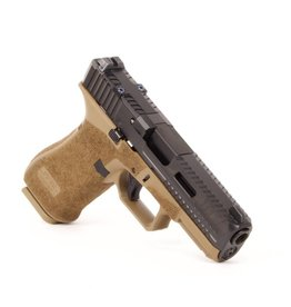 Agency Arms Agency Arms Glock 19X Peacekeeper DLC, Standard Stipple