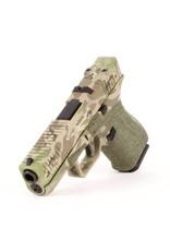 Agency Arms Agency Arms Glock 19 Gen4 Gavel DTF Multicam Cerakote, Standard Stipple