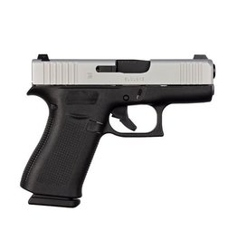 "Glock Glock 43X 9mm 3.41"" 10+1 Night Sights (Blue Label)"