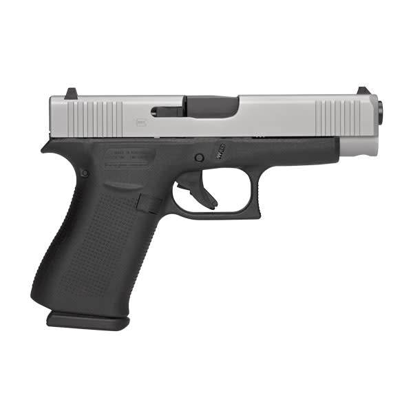 "Glock Glock 48 9mm 4"" 10+1 Fixed Sights (Blue Label)"