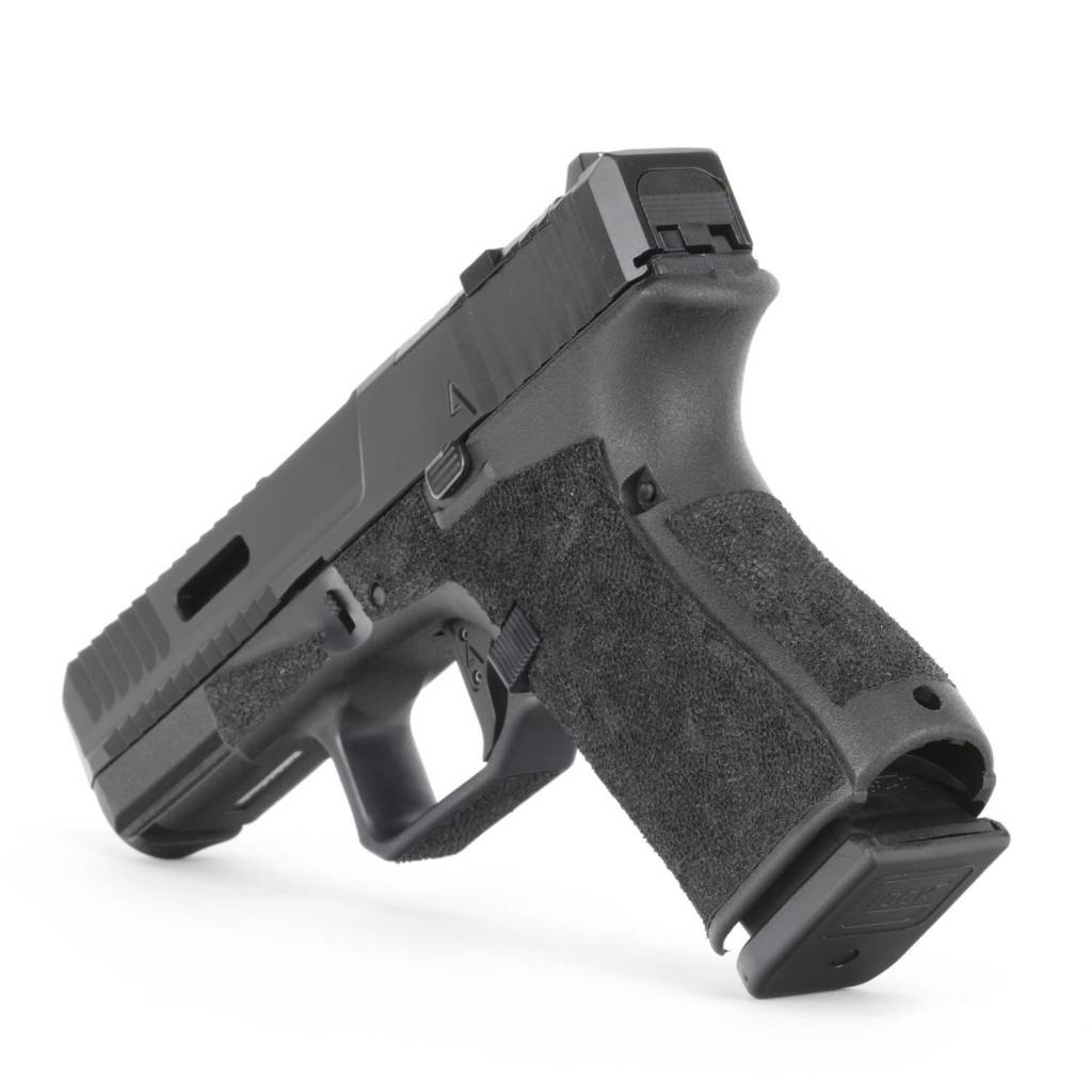 Agency Arms Agency Arms Glock 19 Gen5 Peacekeeper DLC, Standard Stipple
