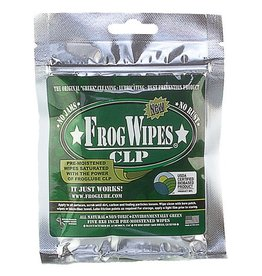 FrogLube FrogLube CLP FrogWipes Firearm Treatment System 5 Pack