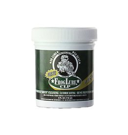 FrogLube FrogLube CLP Paste Non Toxic Biodegradable Firearm Treatment System 4 Ounce Jar