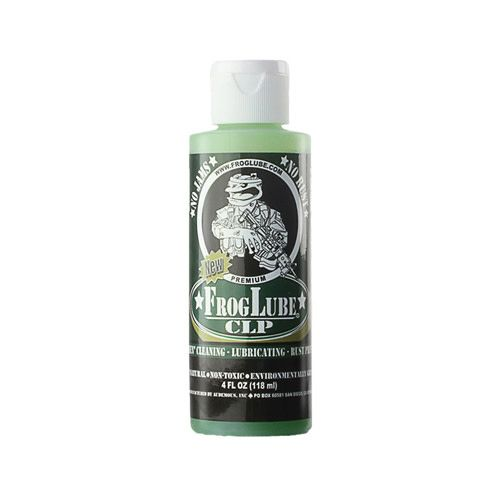 FrogLube FrogLube CLP Liquid Non Toxic Biodegradable Firearm Treatment System 4 Ounce Bottle
