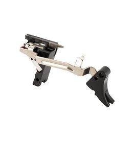 Zev Technologies - Parts Zev Technologies Adjustable Fulcrum Ultimate Trigger Kit 9MM Glock Gen1-3 BLK/BLK