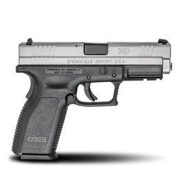 "Springfield Armory Springfield Armory XD Essentials Package 9MM 4"" Bi-Tone CA"