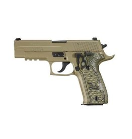"SIG SAUER Sig Sauer P226 Scorpion 9MM 4.4"" FDE CA"