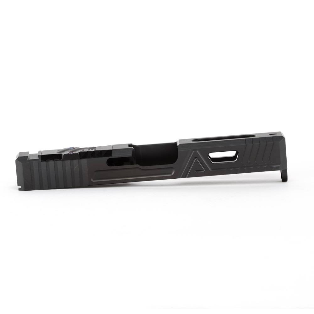 Agency Arms Agency Arms 19 Gen3 Urban Combat Slide Black DLC