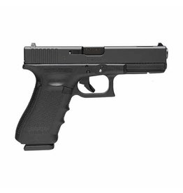 "Glock Glock 17C Gen4 9MM 4.49"" 17Rd Fixed Sights Black (Blue Label)"