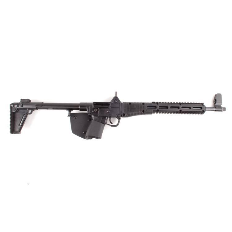 "Kel-Tec Kel-Tec SUB-2000 Gen2 Glock 17 9mm 16.1"" Black CA Featureless"