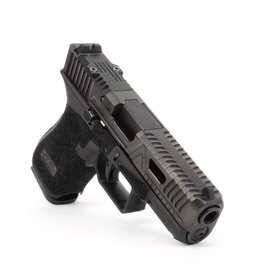 Agency Arms Agency Arms Glock 19 Gen5 Bonesaw DLC w/ Standard Stipple