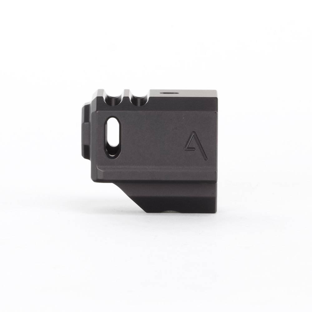 Agency Arms Agency Arms 417 Glock Gen3 Compensator - Black