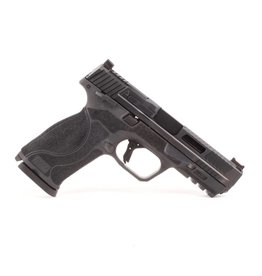 "Agency Arms Agency Arms M&P9 2.0 4.25"" Urban Combat DLC w/ Standard Stipple, Black Agency Trigger"