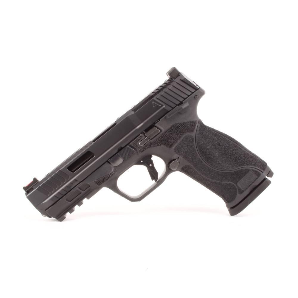 "Agency Arms Agency Arms M&P9 2.0 4.25"" Urban Combat DLC w/ Standard Stipple"