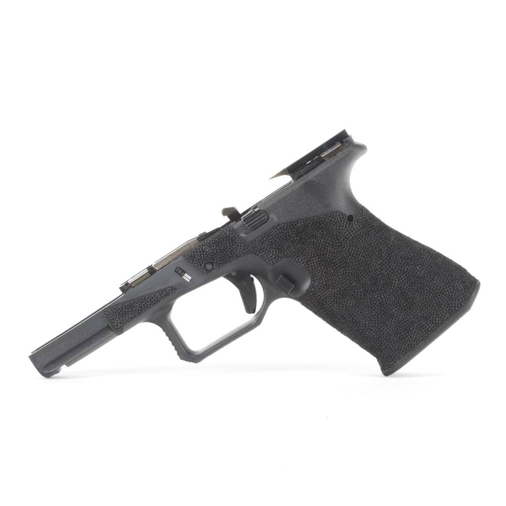 Agency Arms Glock 19 Gen3 Complete Frame w/ Agency Arms Standard Stipple