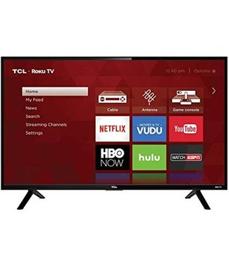 "32"" TCL HD ROKU Smart TV 32S301/32S305"