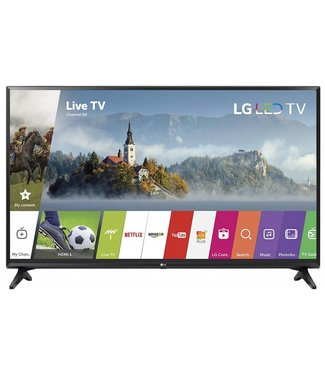 "LG 49"" LG 1080P LED SMART TV - 49LJ5500"