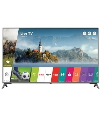 "LG 49"" LG 4K UHD (2160P)  LED SMART TV with HDR - 49UJ6500"