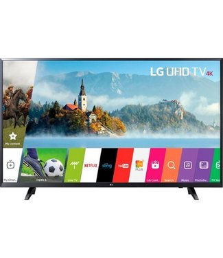 "LG 49"" LG 4K UHD (2160P)  LED SMART TV with HDR - 49UJ6200"