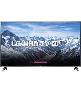 "LG 50"" LG 4K UHD (2160P)  LED SMART TV with HDR - 50UK6500"