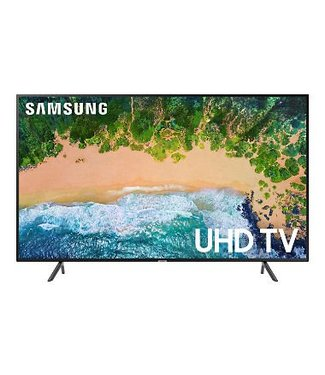 "Samsung 50"" Samsung 4K UHD (2160P)  LED SMART TV with HDR - UN50NU7100/UN50NU710D"