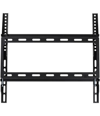 UNIVERSAL FLAT TV WALL MOUNT FOR FLAT SCREEN TVS SIZES 26IN-50 INCHES