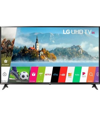 "LG 65"" LG 4K UHD (2160P)  LED SMART TV with HDR - 65UJ6540"