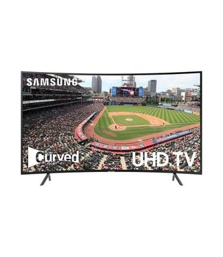"Samsung 65"" Samsung CURVED 4K  UHD (2160P)  LED SMART TV with HDR - UN65NU7300"
