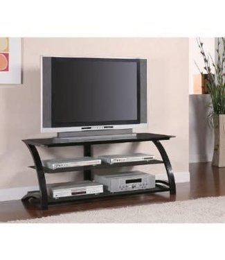 Coaster Tempered glass TV Media Console Stand  700664