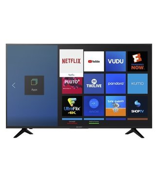 "55"" SHARP 4K UHD (2160P) LED SMART TV WITH HDR - LC-55Q7030"