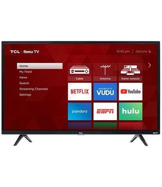 "TCL 32"" TCL 720P HD ROKU SMART TV 32S321"