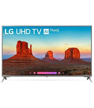 "LG 70"" LG 4K UHD (2160P) LED SMART TV WITH HDR - 70UK6570"