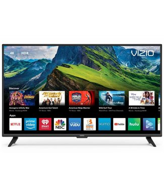 "Vizio 55"" VIZIO 4K UHD (2160P) LED SMART TV WITH HDR - D55X-G1"
