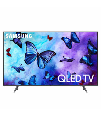"Samsung 65"" SAMSUNG 4K UHD (2160P) QLED SMART TV WITH HDR - QN65Q6"