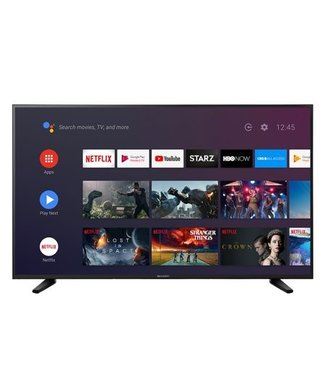 "55"" SHARP 4K UHD (2160P) LED SMART TV WITH HDR - LC-55Q7530U"