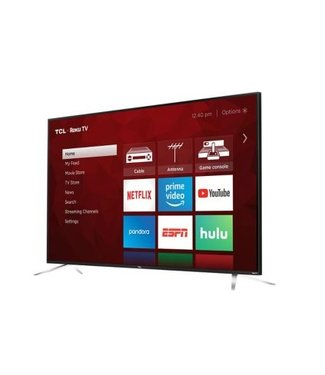 "TCL 75"" TCL 4K UHD (2160P)  LED Roku SMART TV with HDR - 75S423"