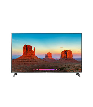 "LG 86"" LG 4K UHD (2160P) LED SMART TV WITH HDR - 86UK7570"