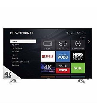 """50"""" Hitachi 50R81 4K UHD (2160P) LED SMART TV WITH HDR"""