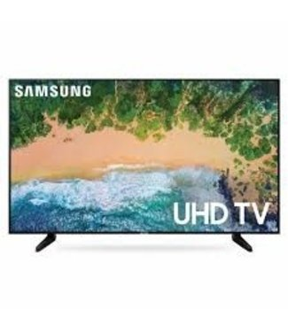 "65"" SAMSUNG 4K UHD (2160P) LED SMART TV WITH HDR - UN65NU6900"